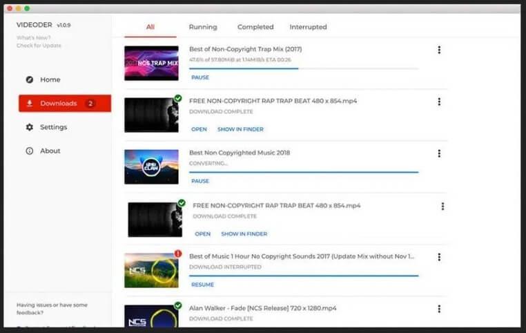 Cara Download Video di Facebook dengan Videoder