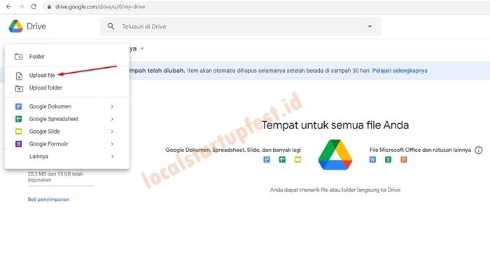 Cara Edit PDF Dengan Google Docs