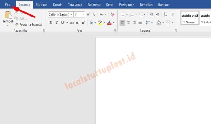 Cara Edit PDF di Microsoft Word