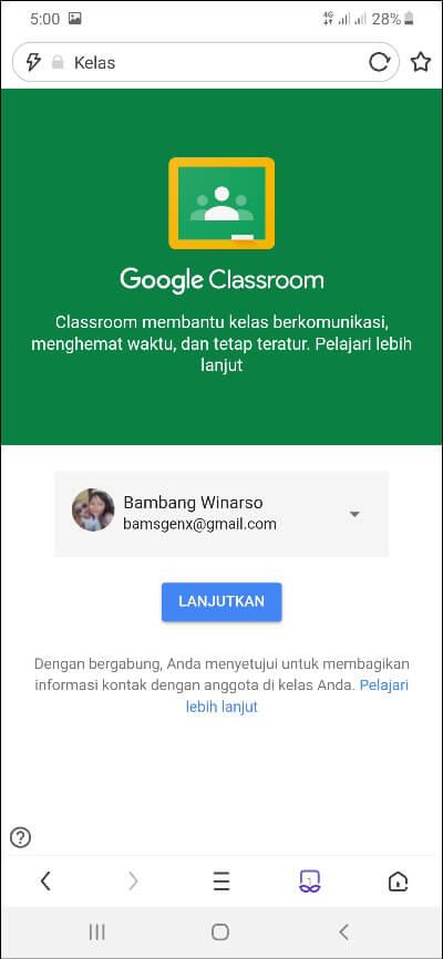Cara Menggunakan Google Classroom Untuk Guru 1