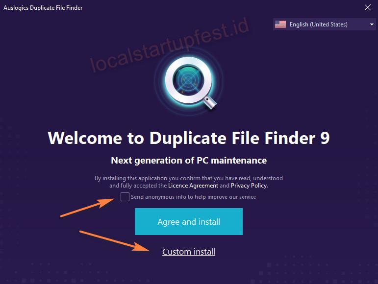 cara menghapus file duplikat 1