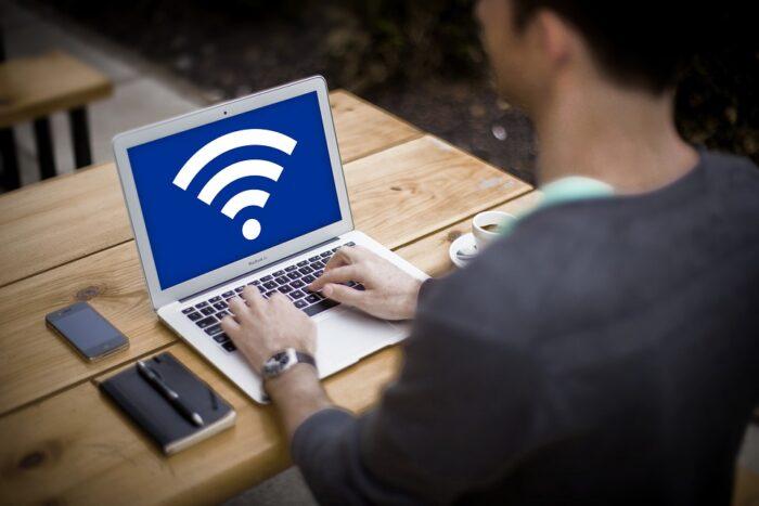cara menyalakan hotspot laptop