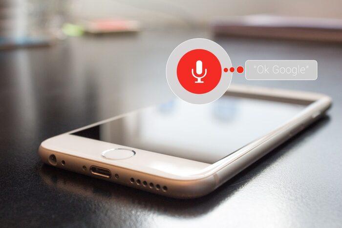Cara Merekam Google Voice