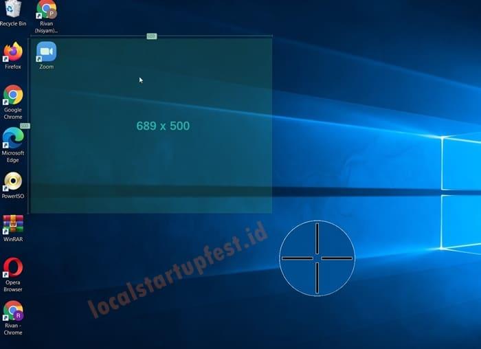 Cara Screenshot di PC dengan greenshot 9