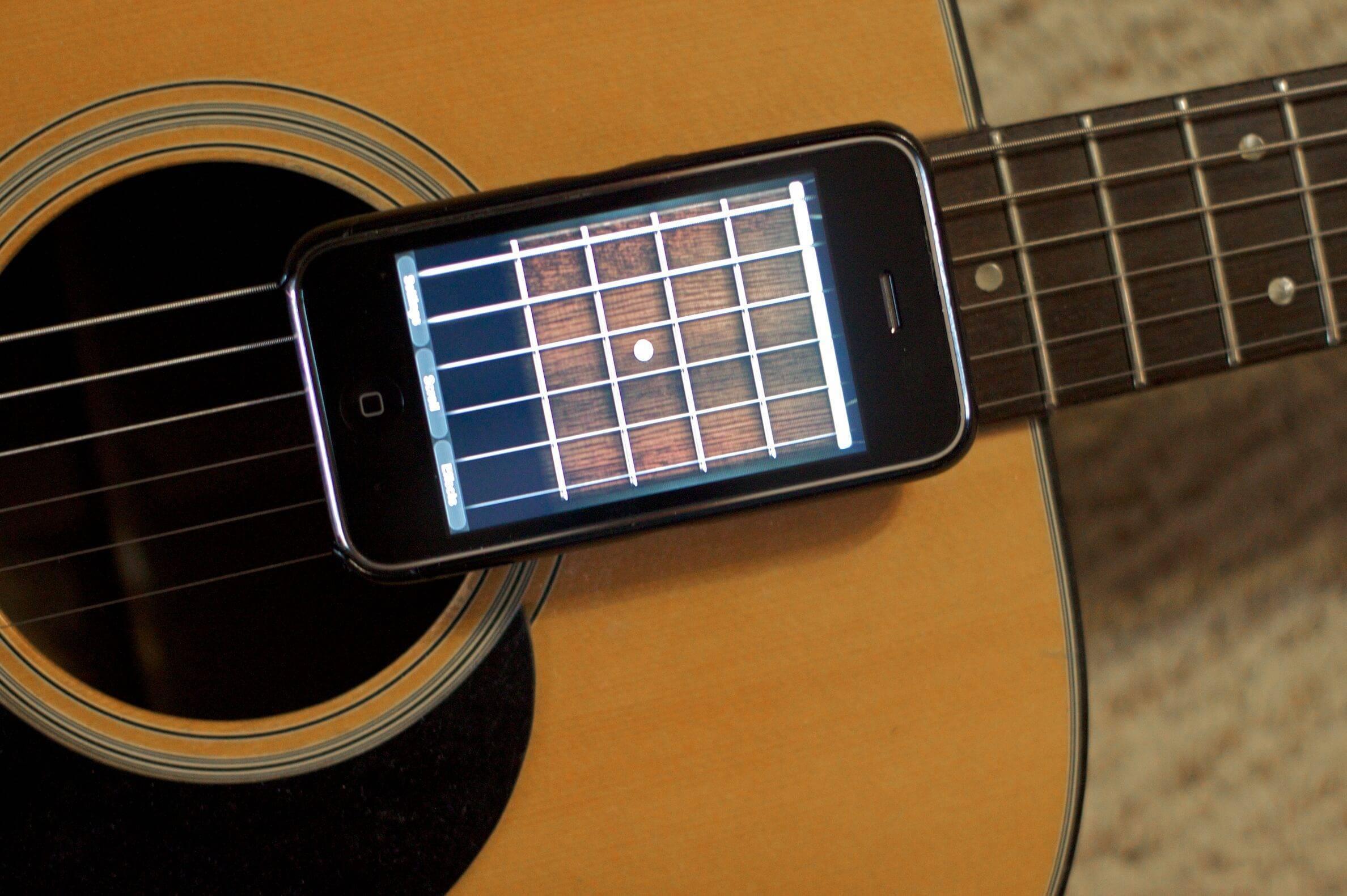 Aplikasi Gitar Terbaik