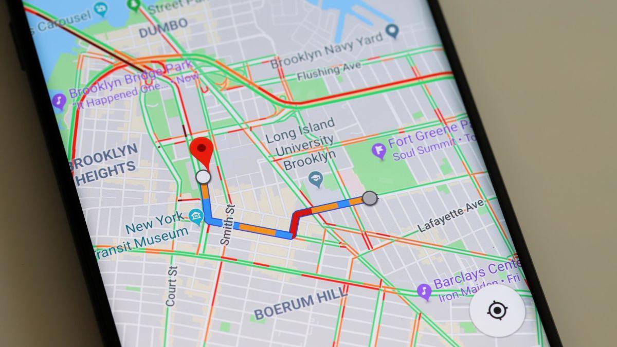 Aplikasi Maps Terbaik