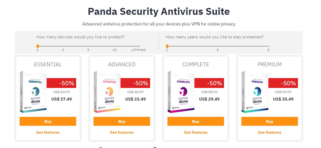 panda security antivirus dan malware