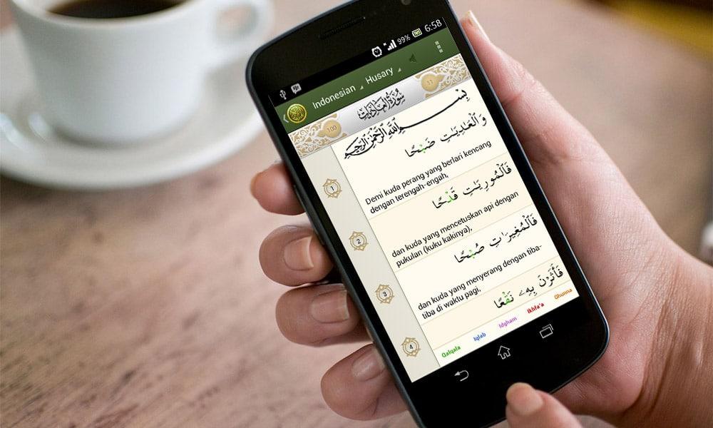 aplikasi Quran terbaik