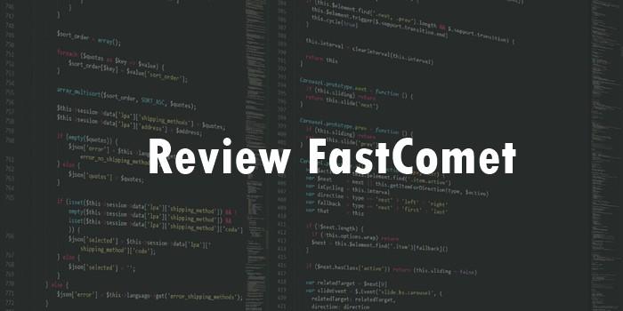 Review FastComet