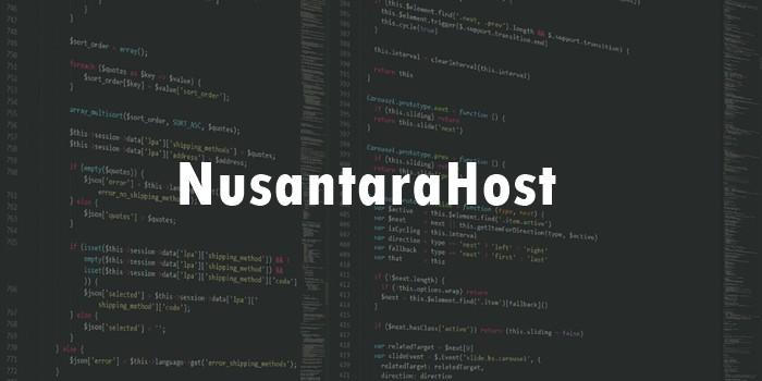 Review Nusantarahost