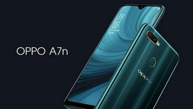 Spesifikasi Oppo A7N