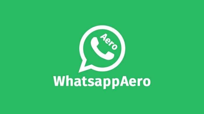Whatsapp aero terbaru