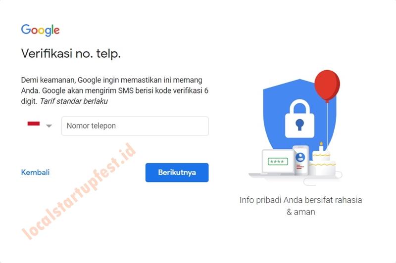 cara membuat email gmail di pc