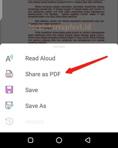 cara mengubah word ke pdf di hp 16