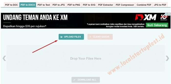 cara merubah pdf ke word di pdf2docx 15