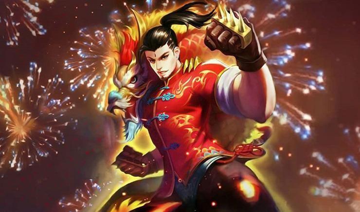 chou hero mobile legend season 20