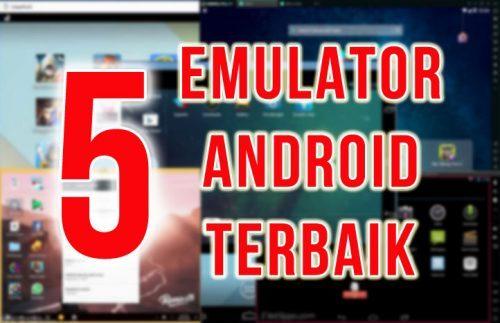 emulator android terbaik ringan