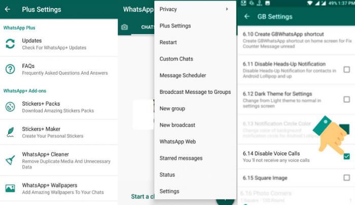 fitur WhatsApp plus
