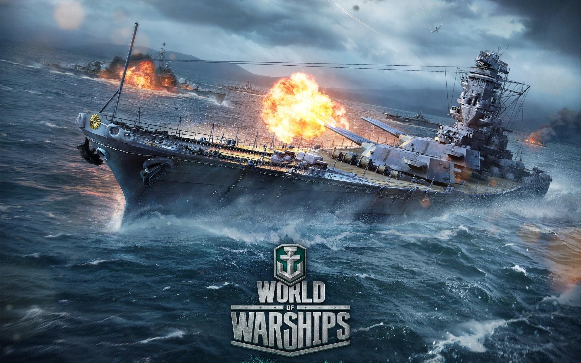 game world of warship