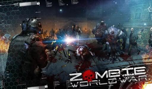 game zombie world war