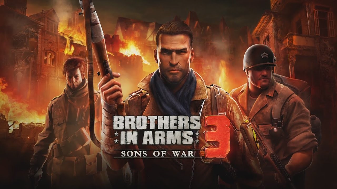 game perang brothers in arms 3