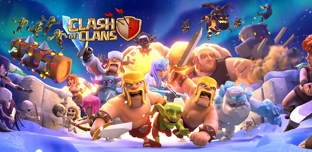 game perang clash of clans