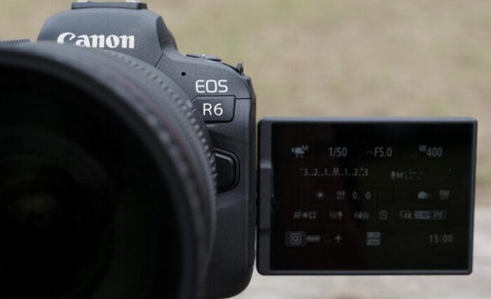 harga canon eos r6