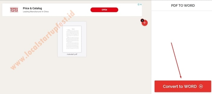 konversi pdf ke word dengan ilovepdf 14