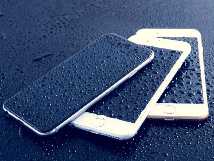 Mengeluarkan Air Dari Iphone