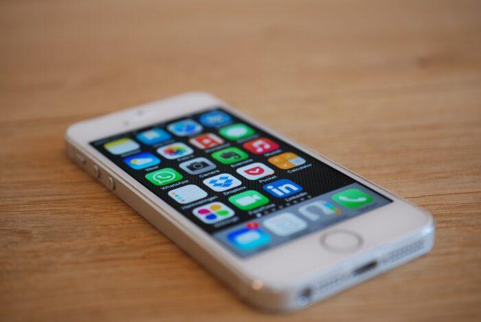 Menyembunyikan Aplikasi Iphone