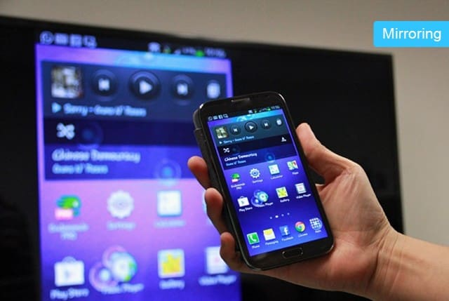 Aplikasi Mirroring Android ke PC