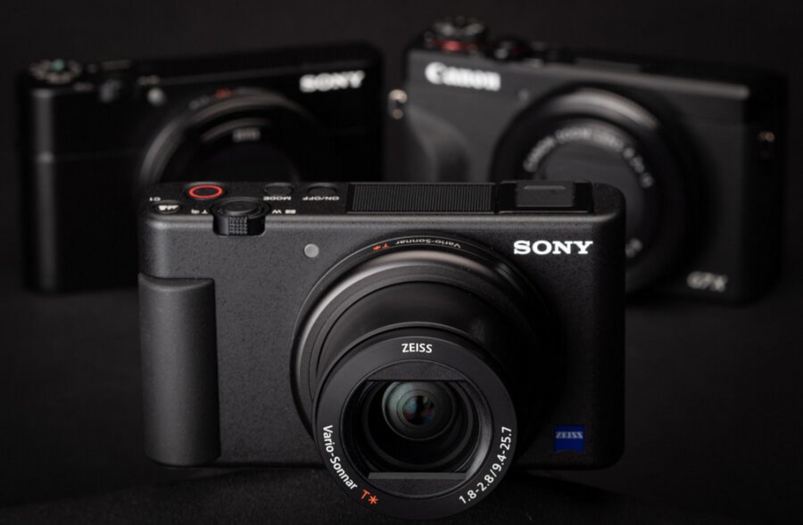 review Sony ZV 1