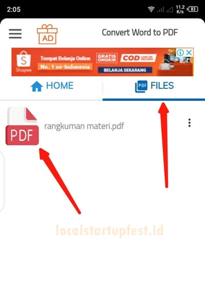 ubah word ke pdf di hp 20