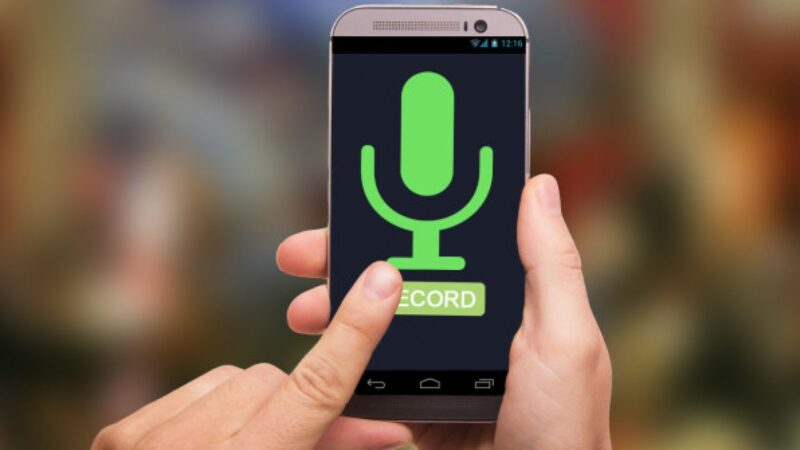 Aplikasi Perekam Suara Terbaik Android