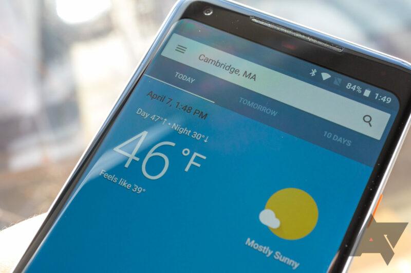 Rekomendasi Aplikasi Cuaca Terbaik